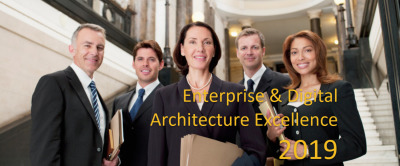 The Amazing Enterprise & Digital Architecture Excellence Awards Competition 2019 Open for Nomination